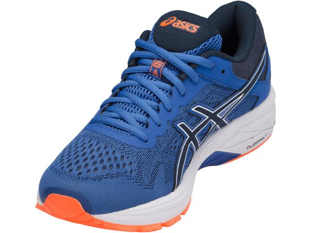 asics GT-1000 6 Shoes Men Victoria Blue/Dark Blue/Shocking Orange